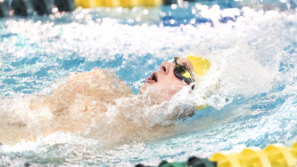 Gold Team Wins Annual West Virginia Intrasquad Meet