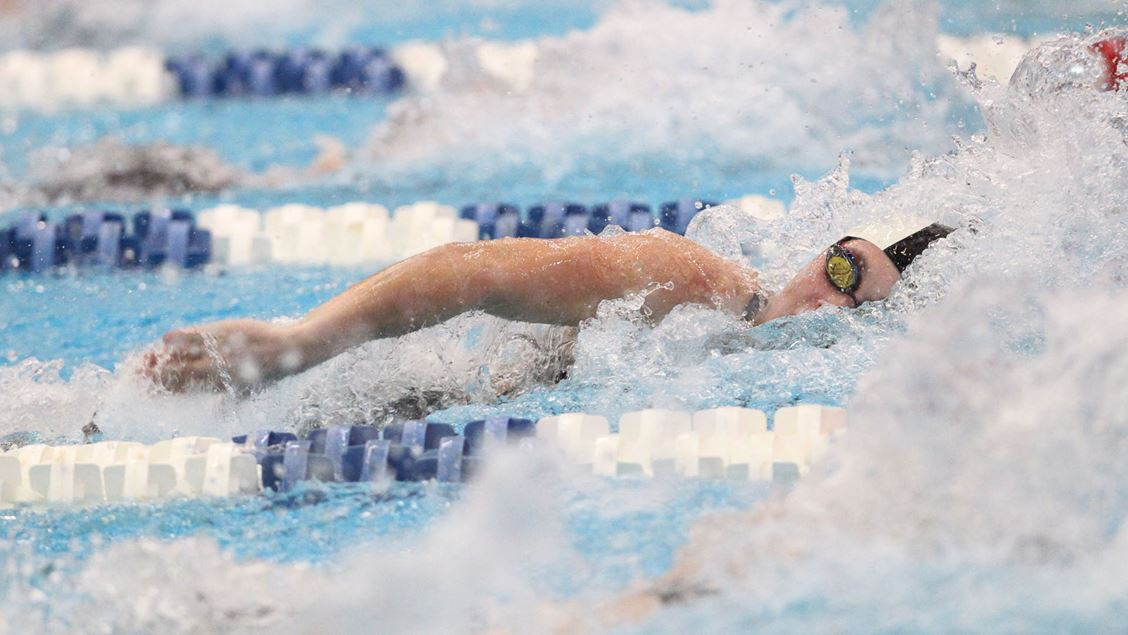 Xavier Sweeps Competition at Butler Double Dual