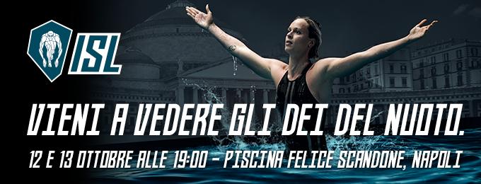 ISL Napoli: Diventa Volontario, Vivi L'Evento In Prima Persona