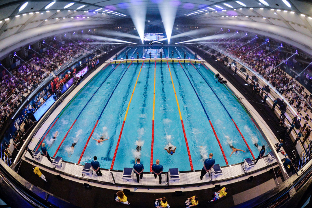 International Swimming League Match 2 in Naples: Day Two Live Recap