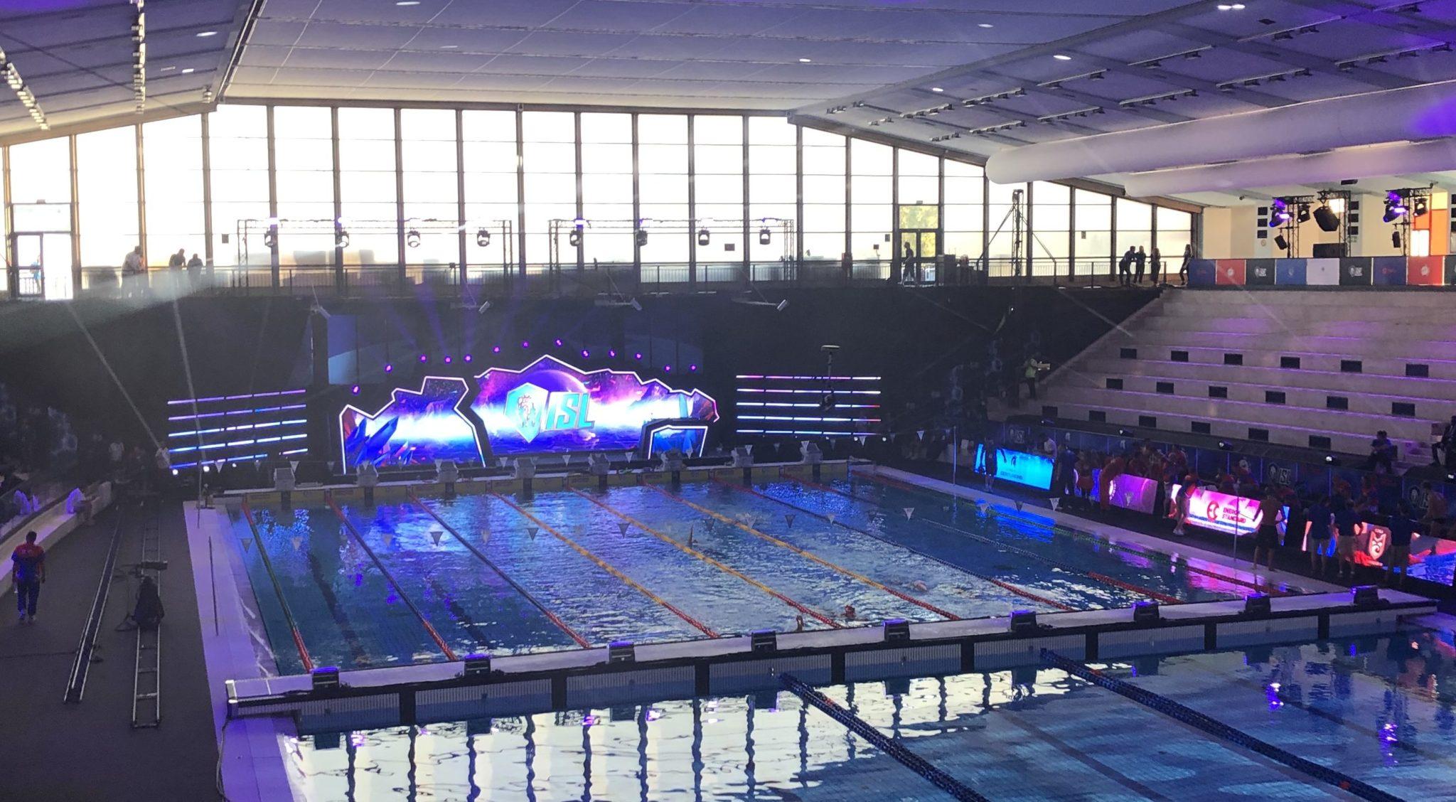 International Swimming League: Recap Live Da Napoli-Day1