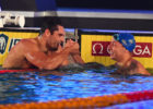 International Swimming League ISL Energy Standard Florent Manaudou Caeleb Dressel Courtesy of Iuri Federici lapresse