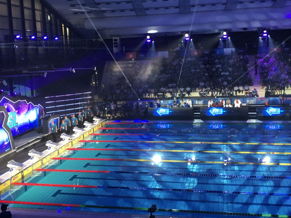 International Swimming League Naples: 100 Free Depth Carries the Day