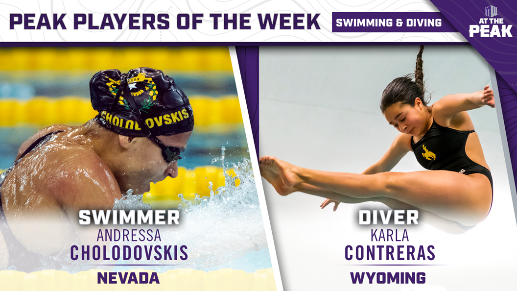 Cholodovskis, Contreras Earn Mountain West Weekly Honors