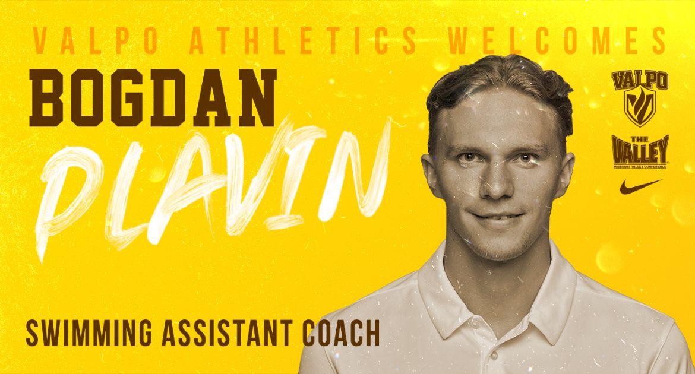 Valparaiso Tabs Bogdan Plavin as Assistant Coach