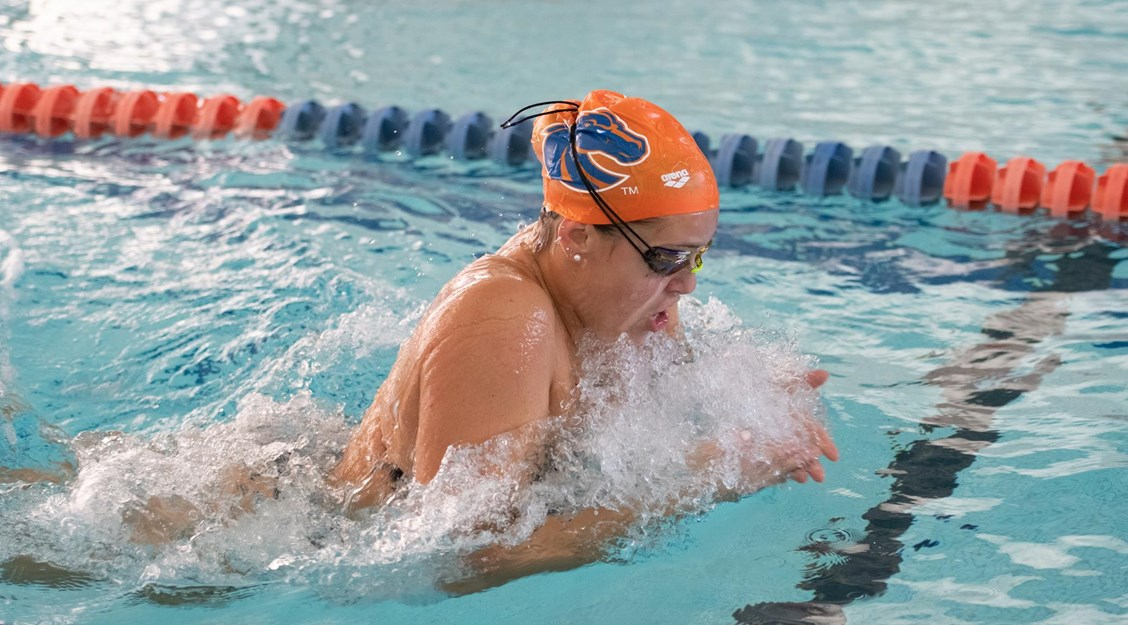 Boise State Wins 25th-Straight Home Dual, Topping Wyoming 186-108