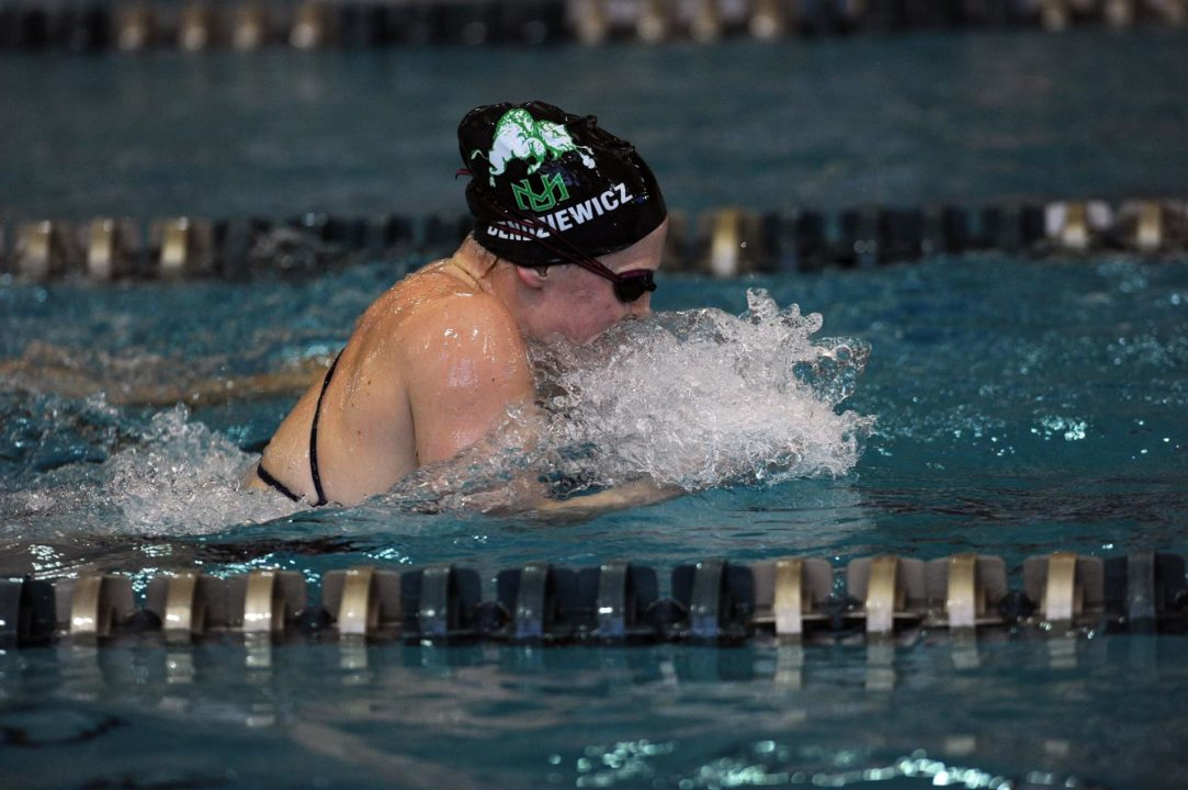 Marshall Tops Youngstown State, Wins 15 of 16 Events
