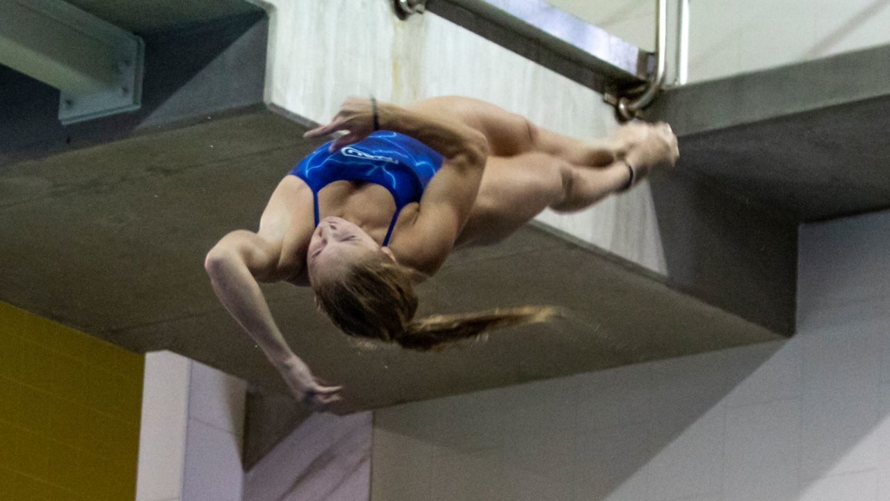 Gold Edges Blue at Northern Arizona Intrasquad Meet