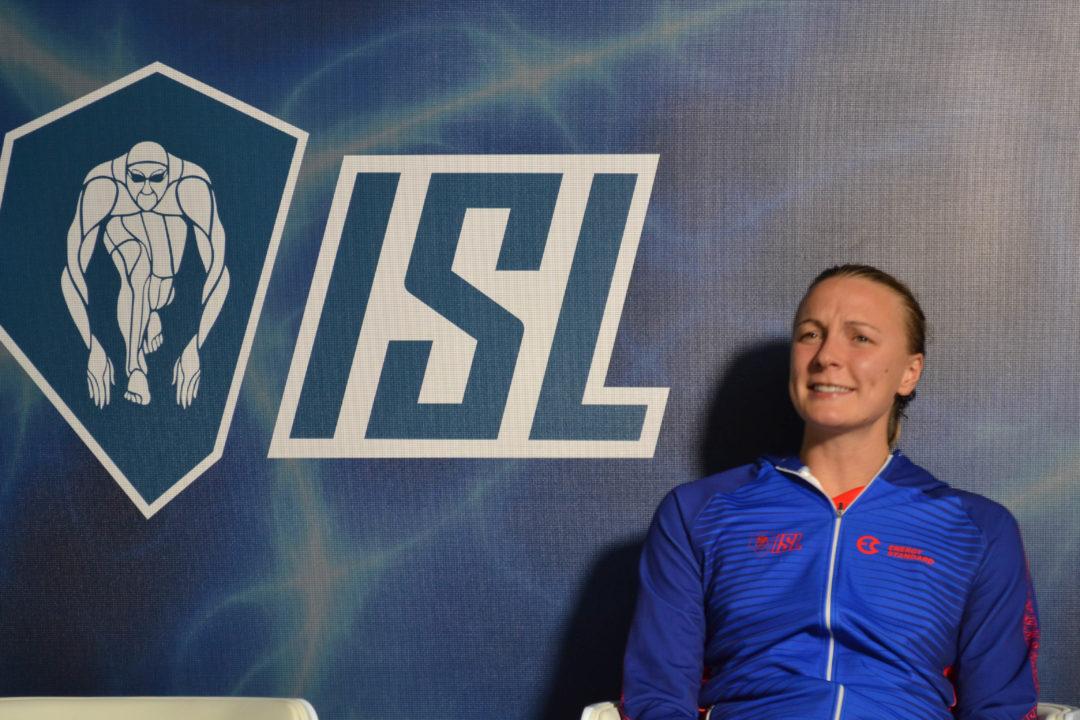 Final ISL Las Vegas 2019: Energy Standard Campeón; Sjostrom MVP De La ISL 2019