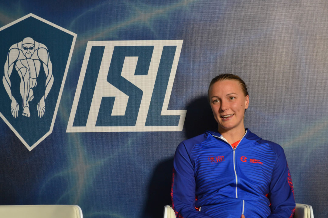 Sjostrom Leads Early ISL MVP Standings By 18.5 After Naples