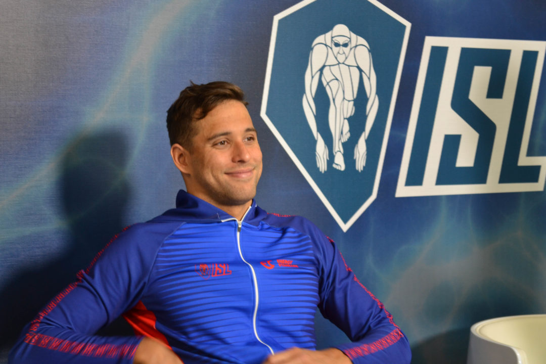 On-The-Mend Le Clos Reveals Cause For His Two Surgeries