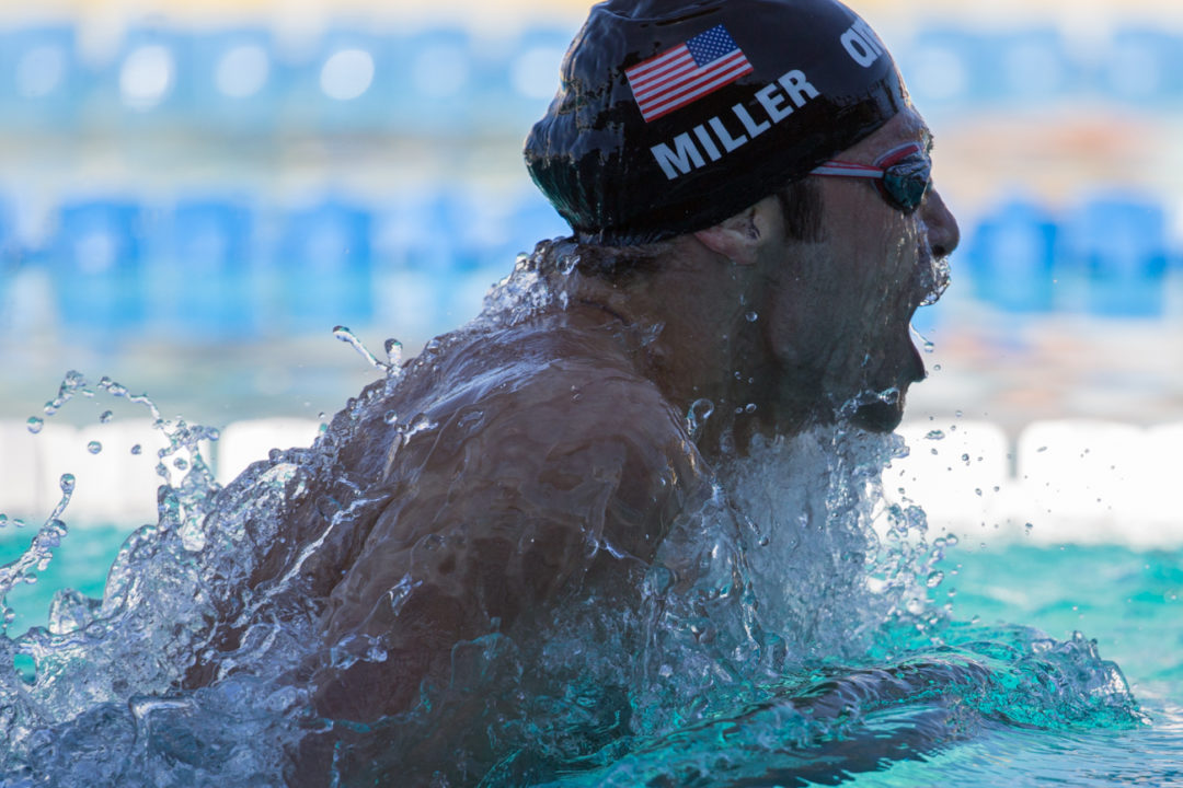 Swimming's TopTenTweets: Breaststroke Inspo From Cody Miller