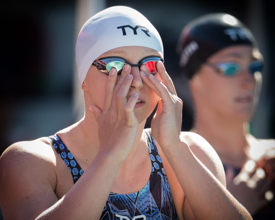 2019 U.S. Open Day 2 Prelims Scratch Report: Ledecky Out of 200 IM