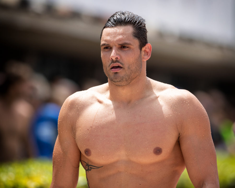 Florent Manaudou Splits 1:46.0 in SCM 200 Freestyle in France