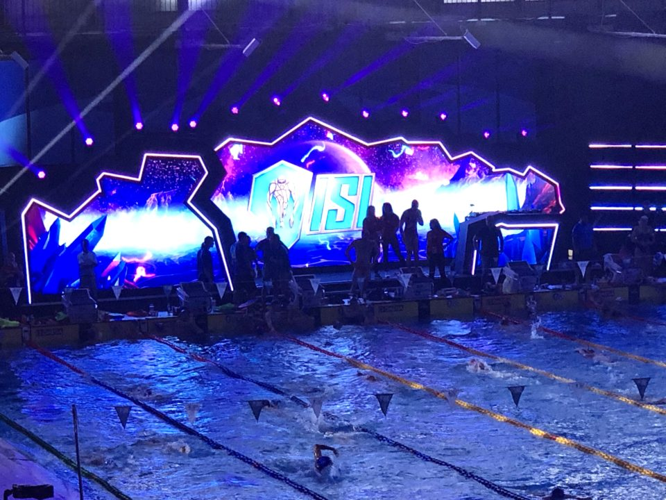 Nächste Runde International Swimming League mit Koch, Foos, Kusch, Diener