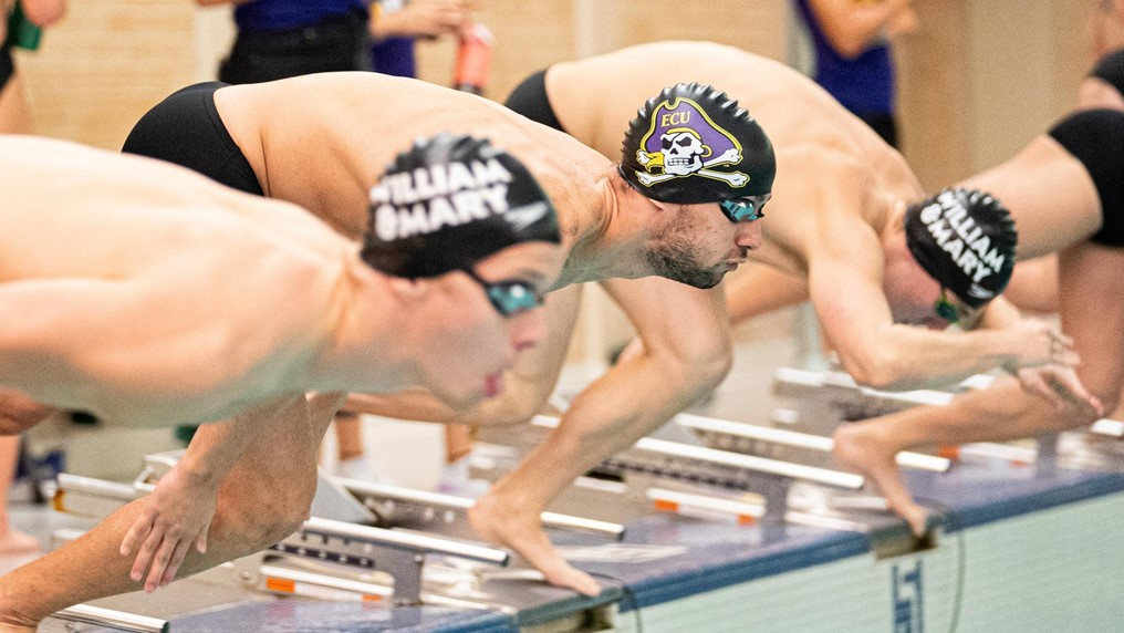 East Carolina Men, Women Move to 2-1 with Wins over William & Mary