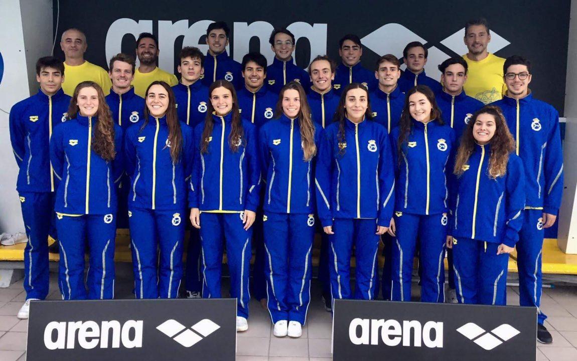 Arena, el nuevo patrocinador técnico oficial del Real Canoe Natación Club
