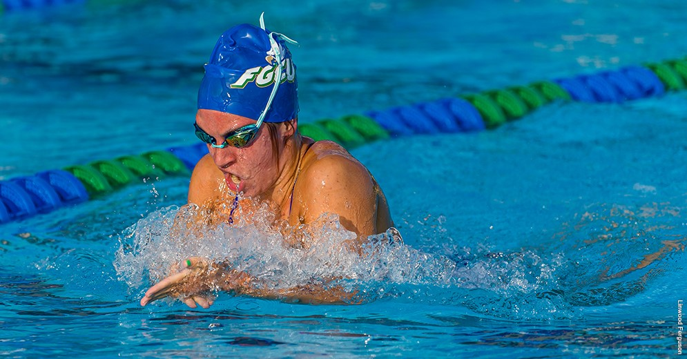 FGCU Downs Campbell, Georgia Southern in Saturday Tri Meet