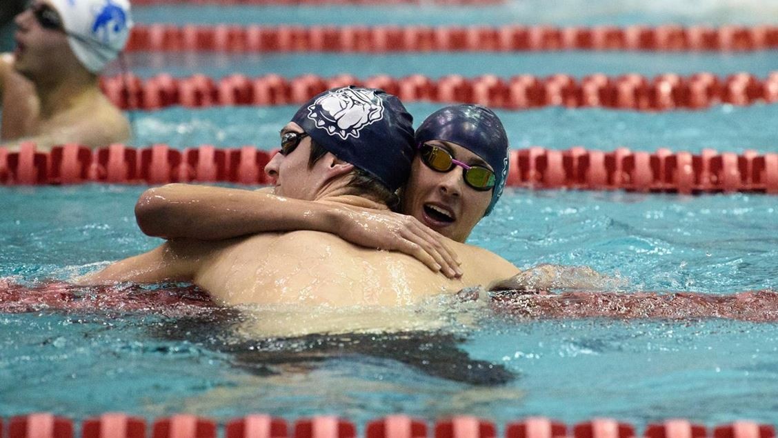 Georgetown Men, Women Sweep Towson with Indentical 155-145 Wins