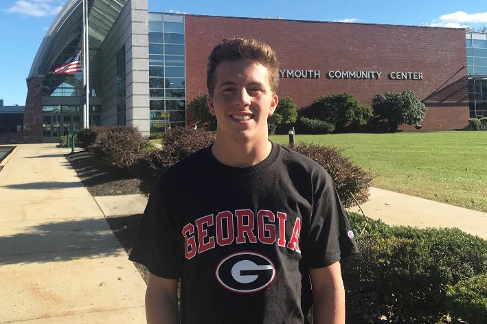 2021 Honorable Mention Zach Kohm Verbally Commits to Georgia