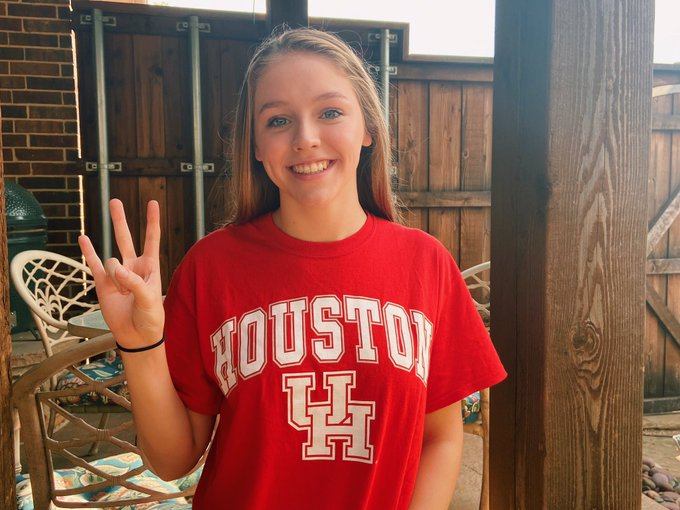 Futures Finalist Margot Little Sends Verbal to In-state Houston Cougars