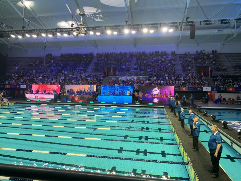 International Swimming League 2019 : Etape d'Indianapolis résumé jour 2
