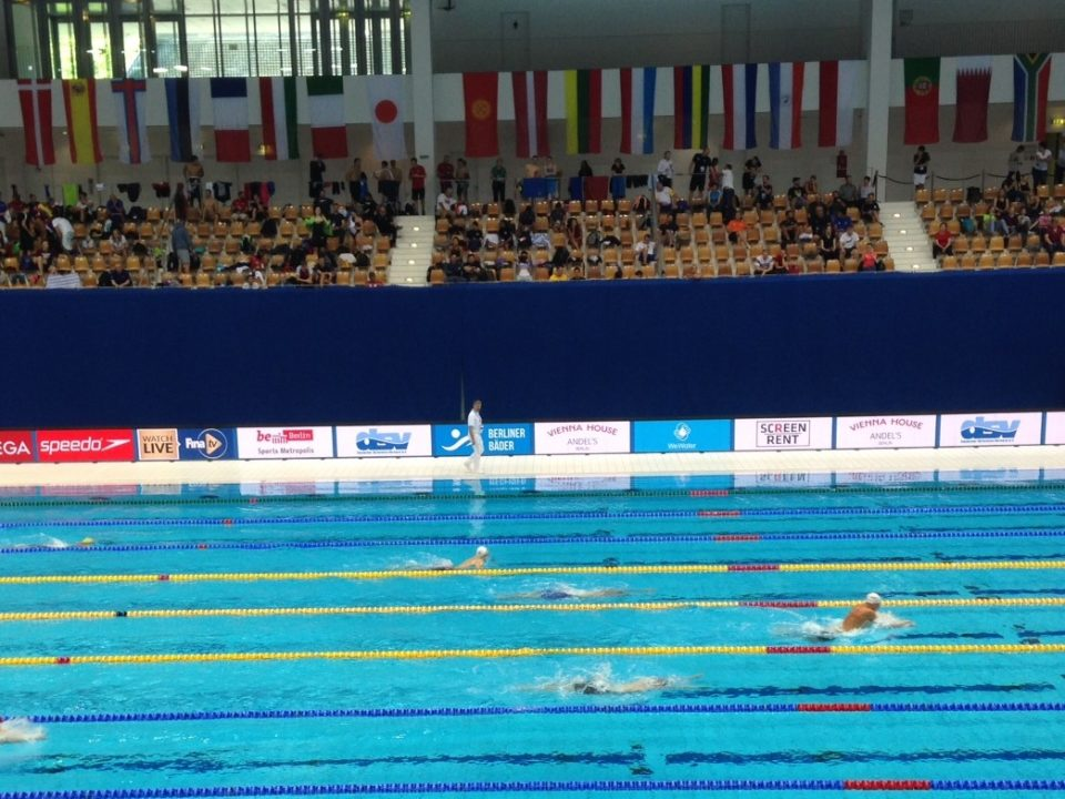Germany Closes Pools to All But Professional Swimmers Amid COVID Resurgence