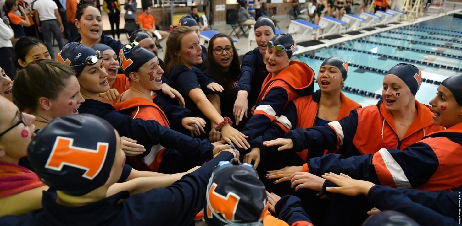 Freshman Cara Bognar's 3 Wins Lead Illinois to First Big Ten Victory Since 2018