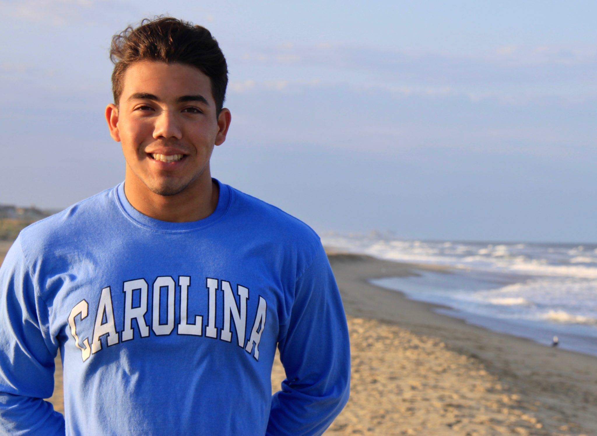 Junior Nationals Bronze Medalist Patrick Ewing Commits to UNC for 2020