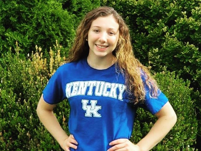 Breaststroker Madeline Wenig (2021) Verbally Commits to Kentucky