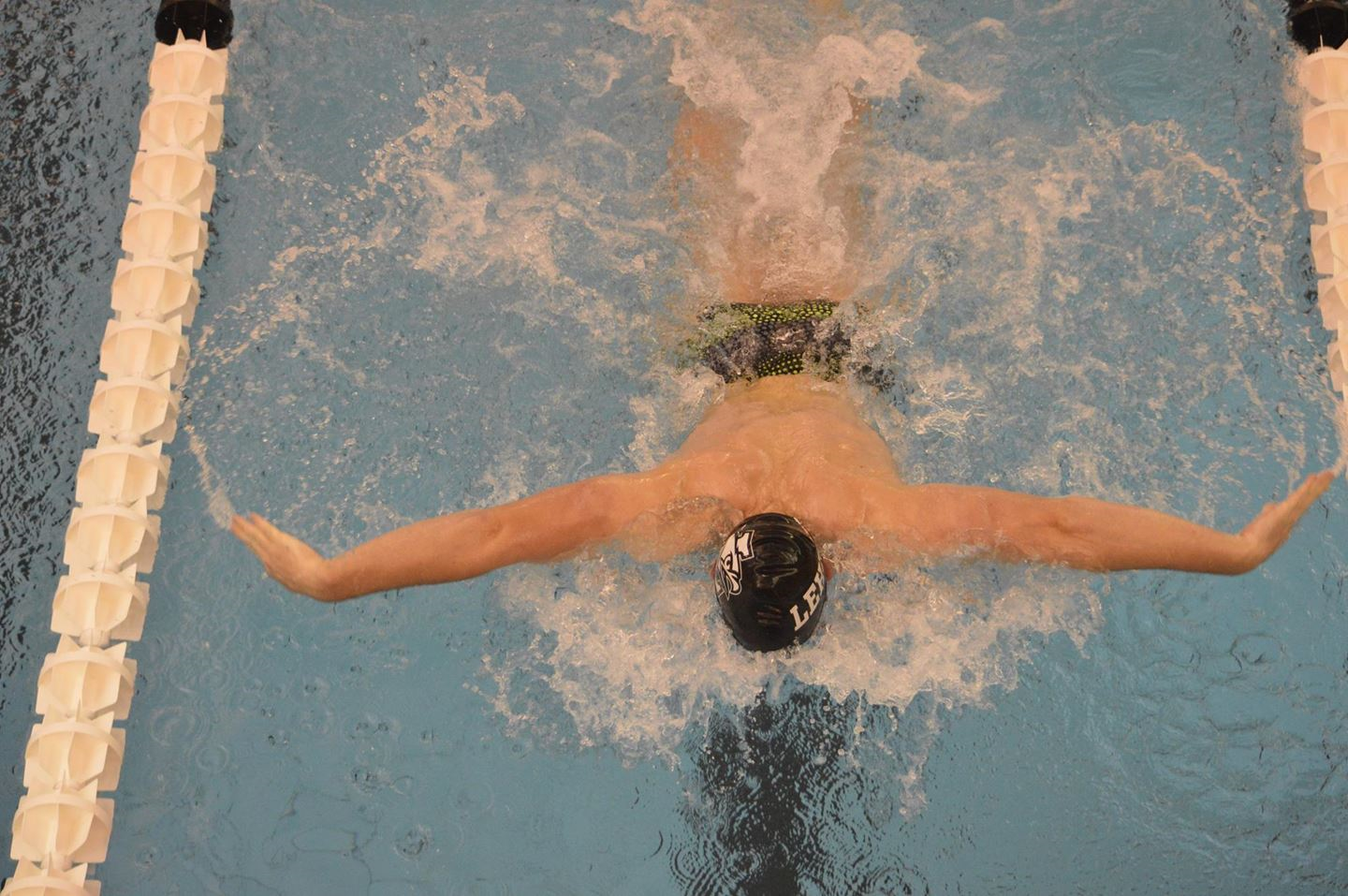Lehigh Swims Past Bloomsburg, West Chester