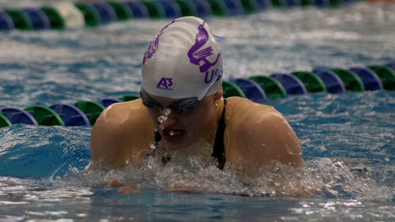 University of Sioux Falls Women Win 8 Swimming Events at Midwest Shootout