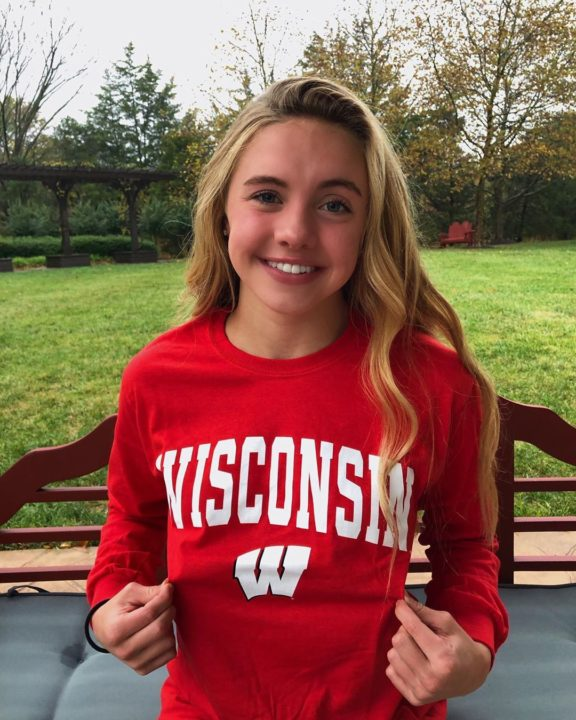 14th-Ranked Recruit McConagha Sends Verbal to Wisconsin for 2021 Season