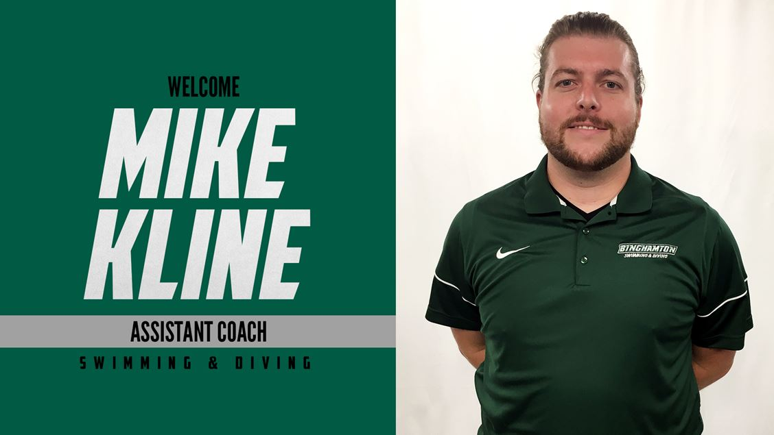 Binghamton Names Mike Kline as Assistant Coach