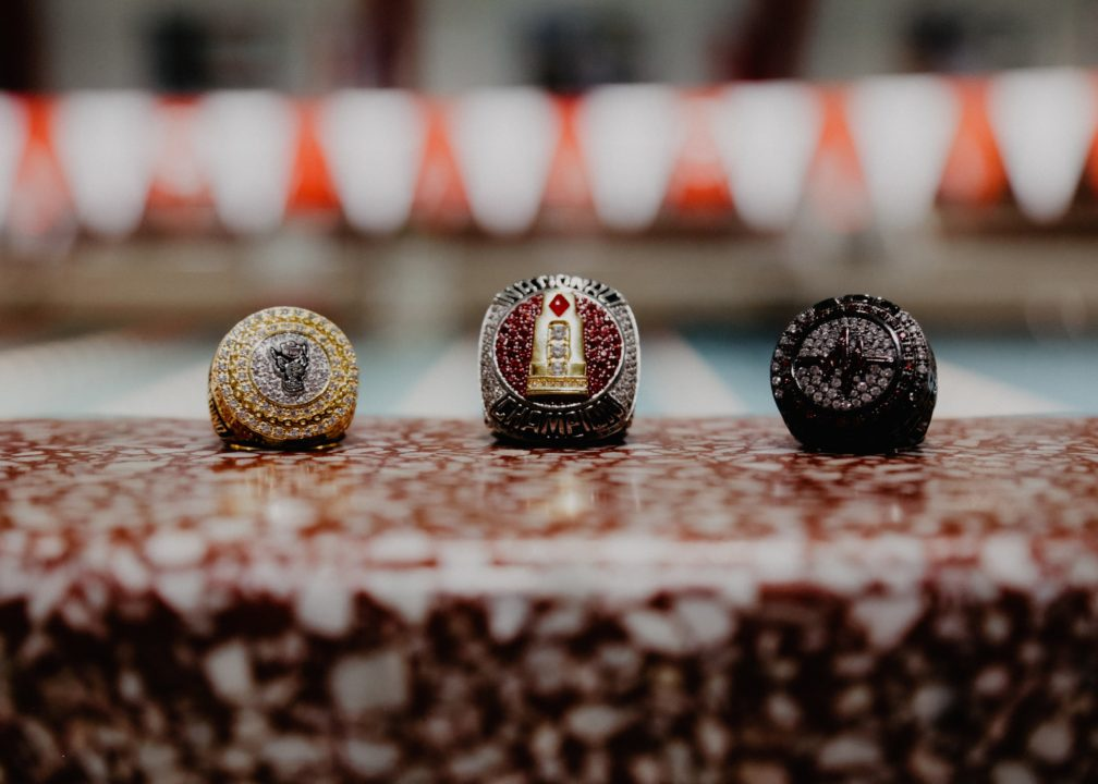 Programs Across the Country Receive Their Championship Rings