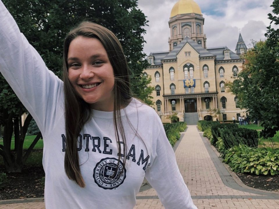 Local Standout Mary Cate Pruitt (2021) Makes Verbal Commitment to Notre Dame