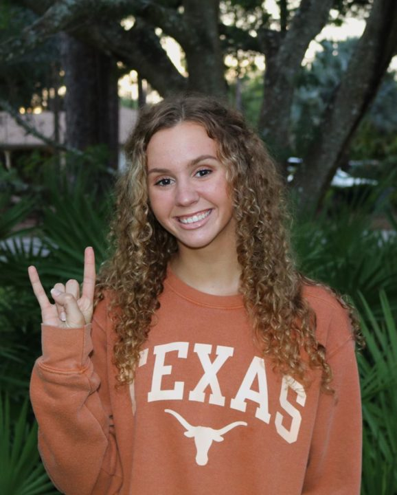 #15 Olivia McMurray Verbally Commits to University of Texas