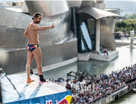Cliff Diving Legend Orlando Duque Retires After Illustrious Career