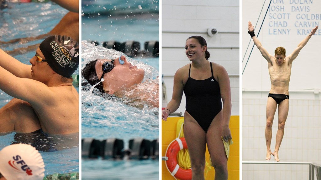 Niedzialek, LaGrand, Sanchez, Tener Honored by Horizon League