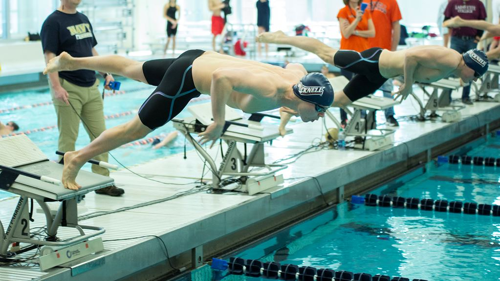 Liam Pitt, Abby Merriman Pace Bucknell in Sweep of Boston University