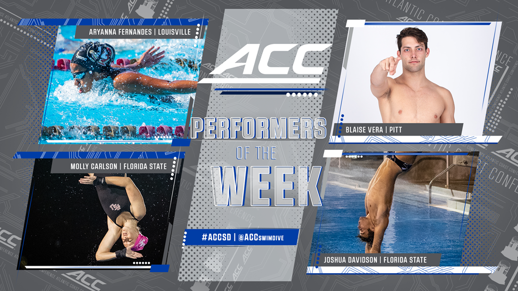 Florida State, Pitt Split ACC Weekly Honors