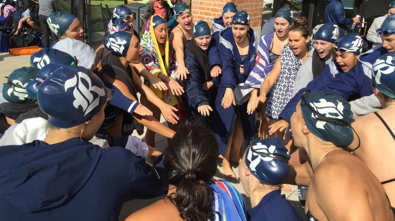 Rice Wins Splash Invitational Title at Home; Georgia Tech, Houston Follow