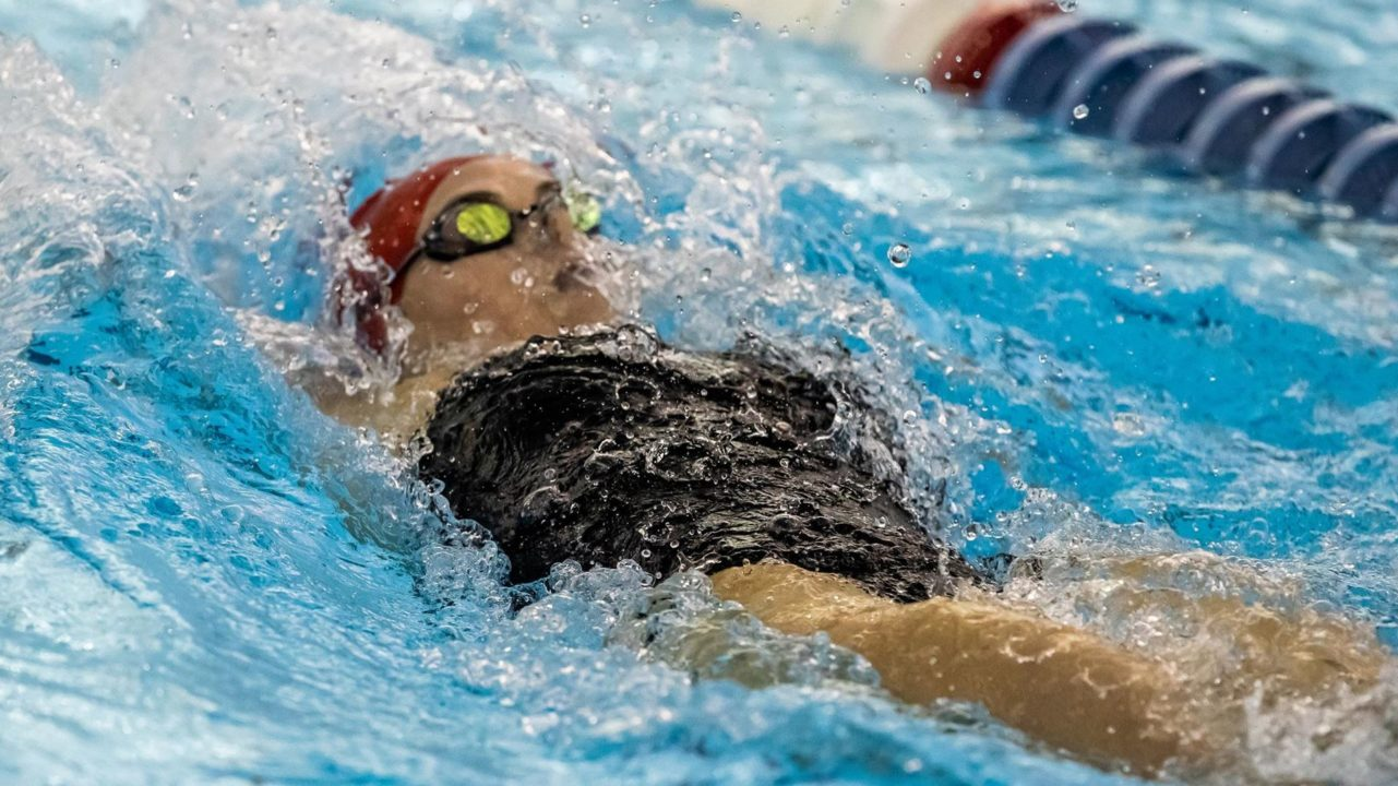 Maggie Purcell Wins Three Events to Pace Richmond in Win over Duquesne