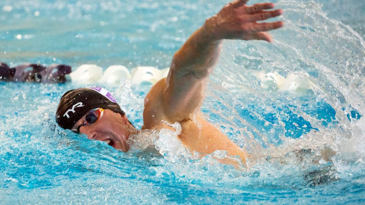 Division III Kenyon Sweeps Xavier in Saturday Dual