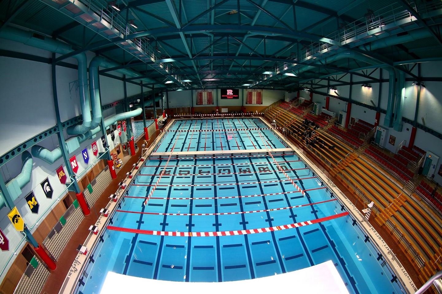 Rutgers Takes All 19 Events at Preseason Tune-Up Meet
