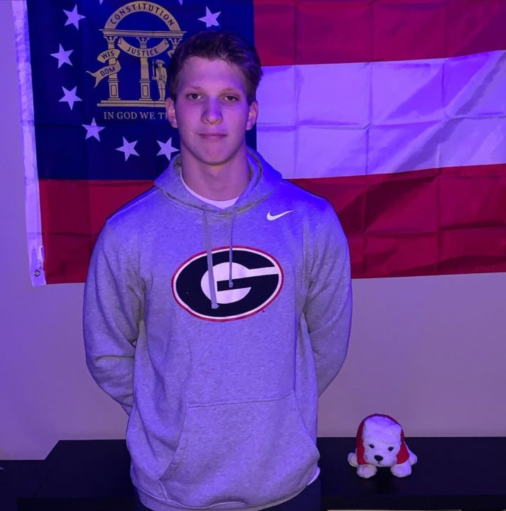 Local Freestyler Ryan Wylie Verbally Commits to University of Georgia