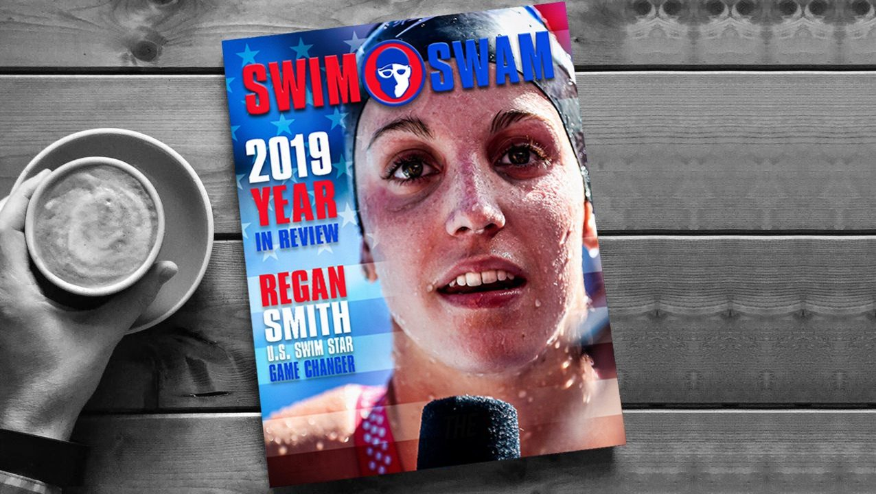 How To Get The 2019 Year In Review Magazine With The Regan Smith Cover