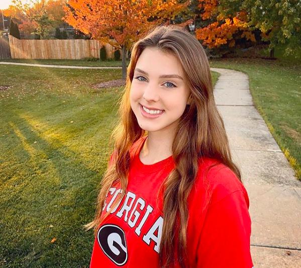 #18 Rachel Stege Announces Verbal Commitment to Georgia for 2021