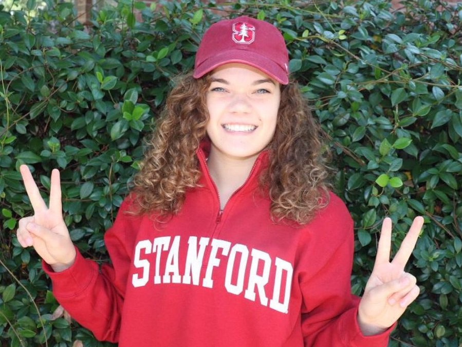 Stanford Launches its Class of 2025 with Verbal from Diver Lauren Burch