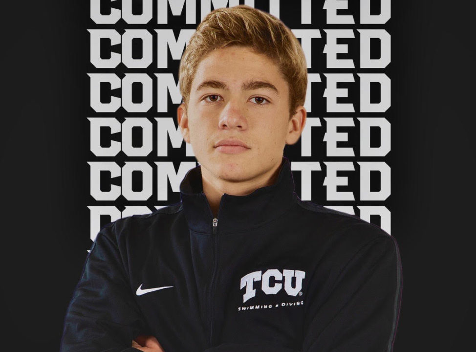 Distance Freestyler Danny Henry To Remain In State with Verbal to TCU